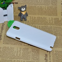 2015 New 3d sublimation blanks sublimation cell phone case