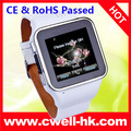 "CONO S2 CE&RoHS Passed 1.54"" capacitive touch screen Bluetooth wrist watch mobile phone"