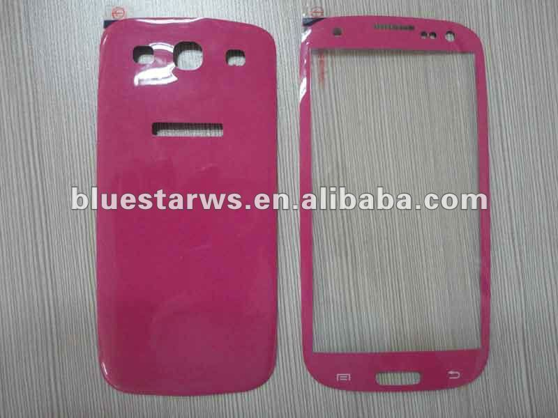 ultra clear skins clear front and back screen protective film for samsung i9300 galaxy s3 guard cover