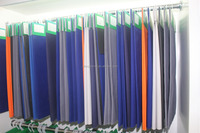 Polyester/Cotton T65/C35 32*32 twill dyed shirting fabric for workwear and uniformes