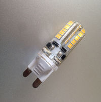 12v g9 led lamp 2700k 4000k 6000k g9 led light bulb