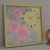 wall art clock & art clock painting