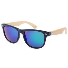 Zogift Brand factory online shopping glasses oculos de sol bamboo sunglasses