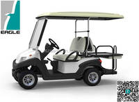 electric flat car battery operated four wheeler electric golf car for sale,EG202AK