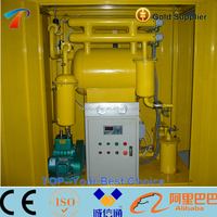 1200 Liter Per Hour Vacuum Insulation Oil Filtration/Transformer Oil Treatment Machine/Insulating Oil Recycling Machine