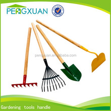 Wooden tool handles wholesale for shovel handle hoe handle