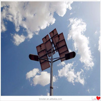 NEW designed hot selling high power 100W monocrystalline solar LED street light