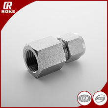 "1/2""NPT Female Connector Fittings Stainless Steel Electrical Connector Tube Fittings"