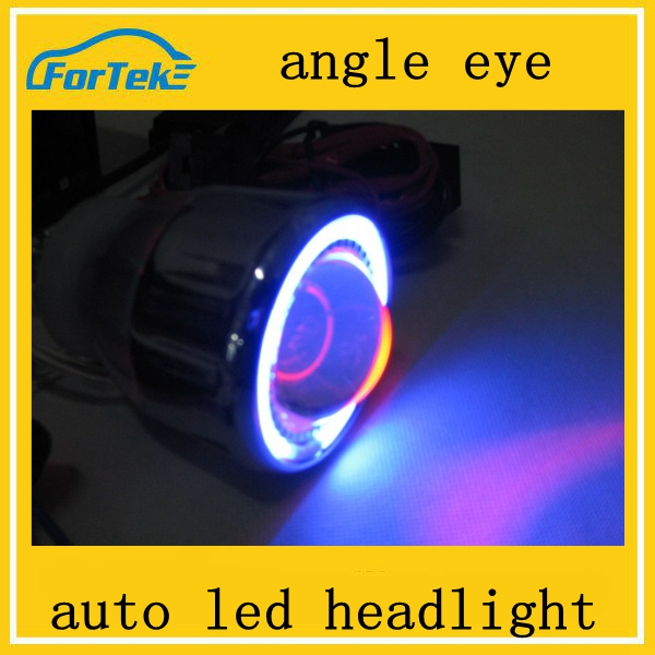 Wholesale Super bright projector light for motorcycle 35w led headlight