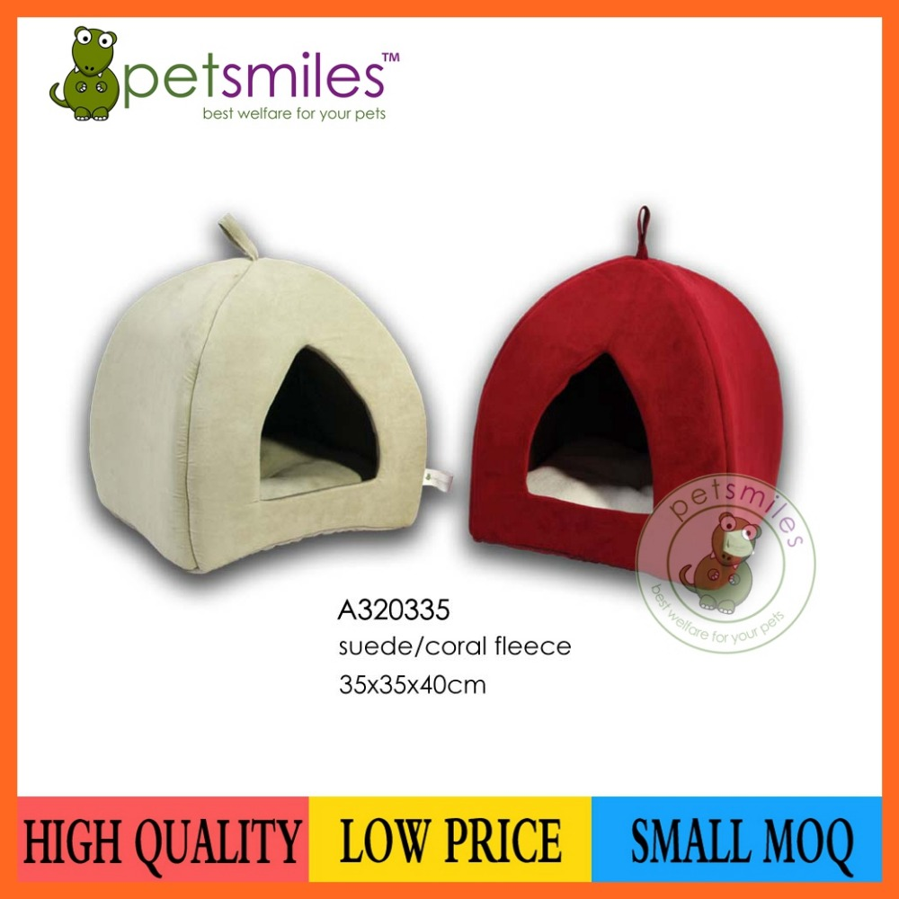 direct factory made in china luxury dog bed house