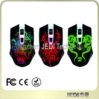 1000/1600/2000dpi Perfect Gaming Layout Durable High Speed Wireless optical mouse HIGH quality mini mouse 2.4GHz