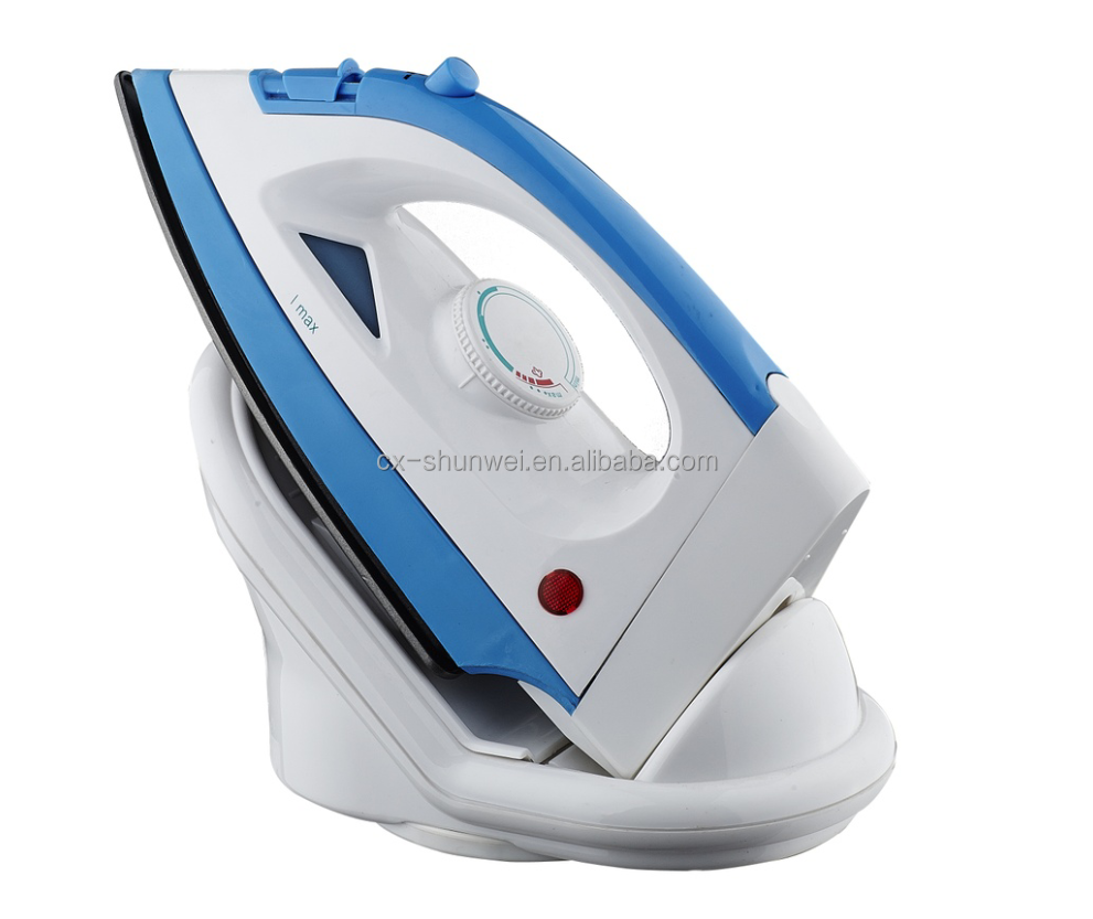 2016 Electric Home Appliance Steam Iron/electric iron/cordless steam iron/standing steam iron