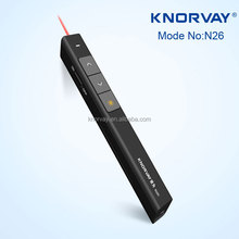 N26 high power laser,rf laser pointer,htpc android tv box laser pointer presenter