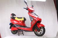 popular 60V 800W strong power electric motorcycle / classic 2 wheel scooter/electric bike- MILG