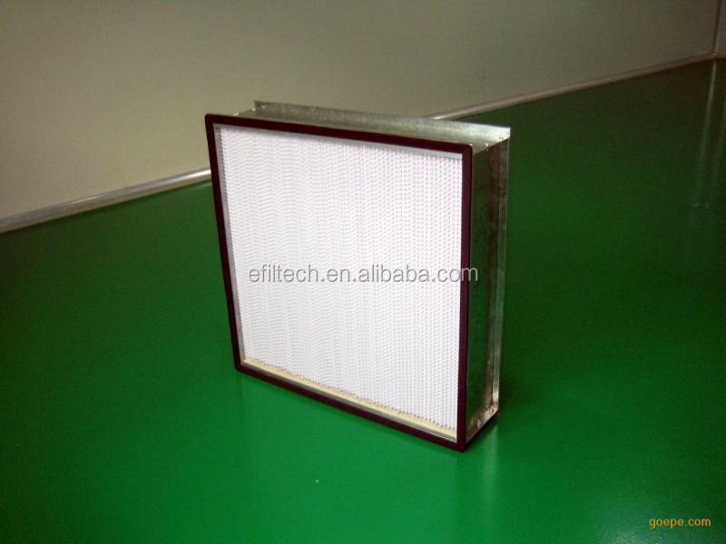 air filter hepa filter cylindrical conical gas turbine filters
