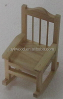 mini wood chair childen gift home furnishings