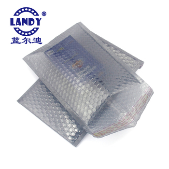 Anti-static plastic bubble envelop,faraday cage ESD Shielding film air Bubble Mailers for Electronic Parts