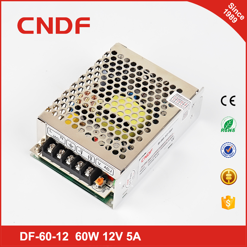 12v cctv power supply professional manufacturer 12v switch power supply 5 amp 60w for cctv camera