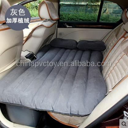 pvc inflatable product mattress/inflatable mat for car/inflatable float for car or outdoor