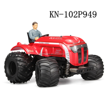 2017 NEWLY 1:10 2WD hsp RTR rc stunt monster tractor