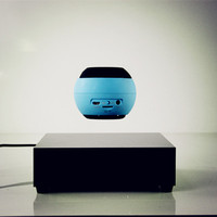 Atractive Magic Suspension/Floating bluetooth speaker with mic handsfree functions