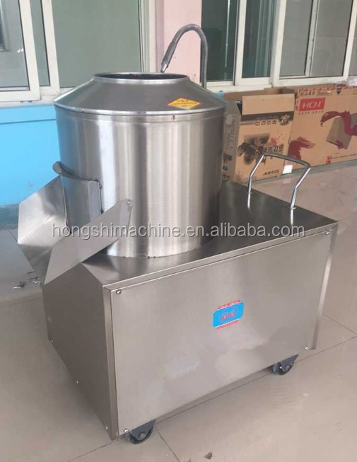 The best quality of potato chips factory machines