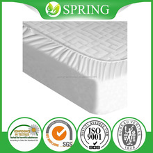 Ultimate shield knitted fabric laminated with TPU mattress protector+2 pillowcases hypoallergenic sweet dream