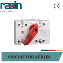 RDGL 63A-3150A Changeover load isolation switch Open Rotary, Manual Transfer Switch