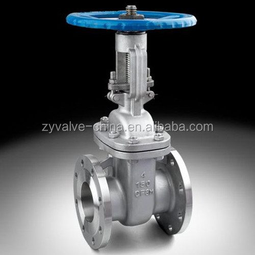 3 inch Cast Iron Flange Gate Valve DN40-200 made in china