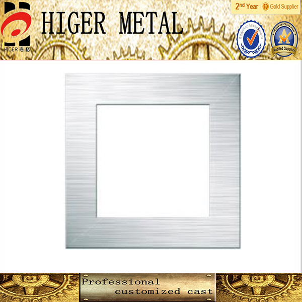made in china aluminum picture frame