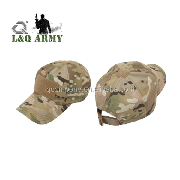 Wholesale Baseball Army Dad Cap Custom Sports Camouflage Cap