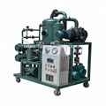 ZHONGNENG Brand ZYD Series Transformer Oil Purifier Dewatering Degassing Equipment