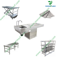 Yuesenmed cost price hospital morgue equipment