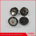 new developed compass pin brooch for men suit