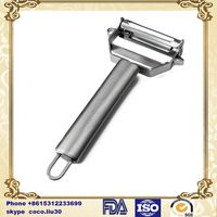 Vegetable Peeler The Platinum Chef Best With High Polished Stainless Meta Heavy Duty V16302096