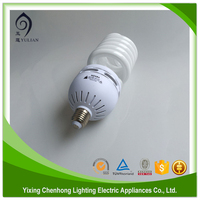 e27 half spiral cfl bulbs