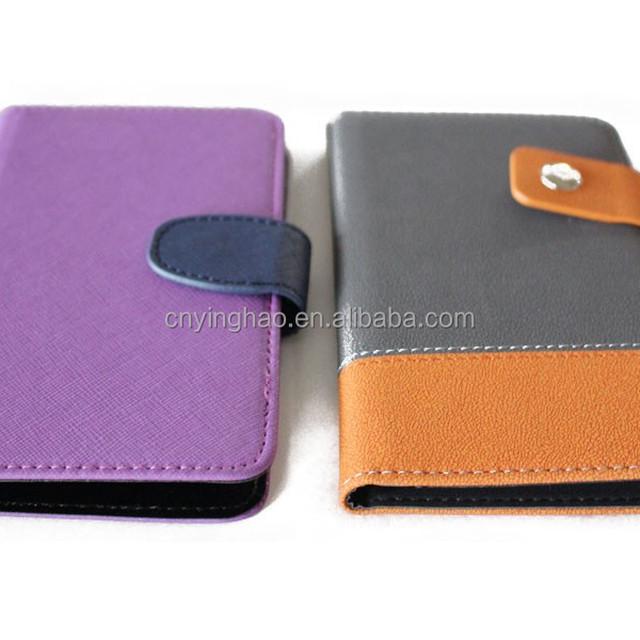 Custom PU leather calculator case .High quality PU leather calculator case .Wholesale PU leather calculator case