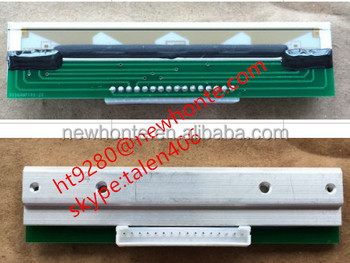 lea57080 / 2070 mechanism FTP-632CT004 thermal print head