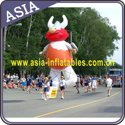 Inflatable Giant Cartoon Model for Displaying and Showing