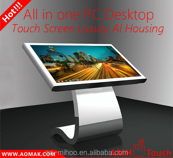 42'' Luxury Aluminum Desktop pc game with i7 high pc configurations