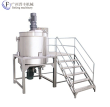 Dish washing liquid detergent making machine