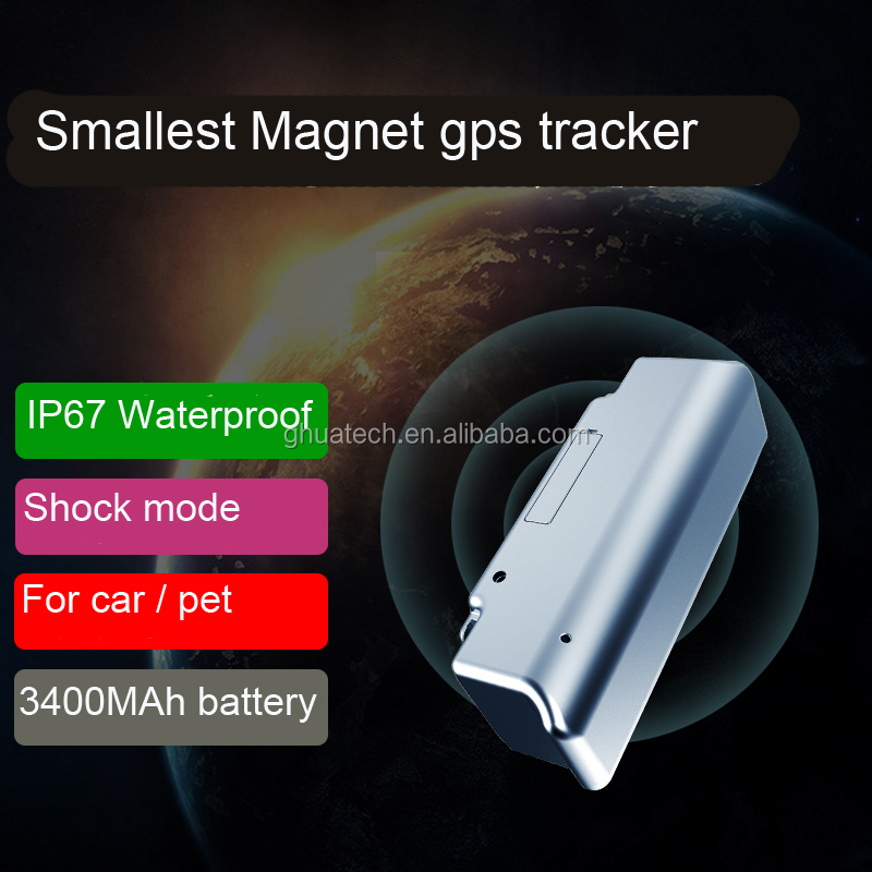 GH gps tracker <strong>mini</strong> with 90 days standby