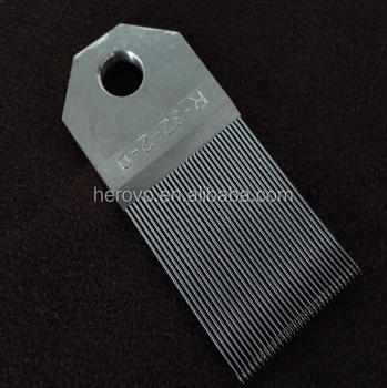 Part of Warp Knitting Spare Parts- Used in Karl Mayer Machine---Reed--R-33-2-0