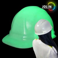 good and selling well glow in the dark safety helmet construction helmets