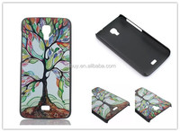 On sale cheapest Fashion Personality Lucky tree hard back cover case for Wiko Bloom 10 Styles