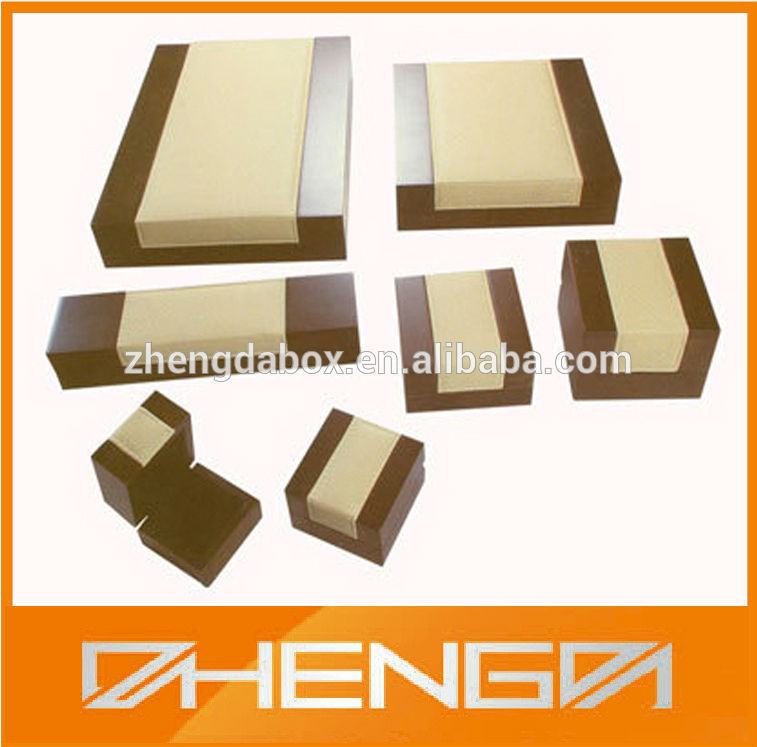 Factory price custom Luxury Two Layers Chocolate Box