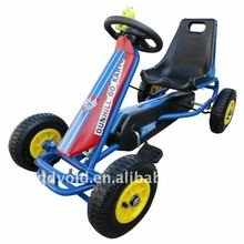 Outdoor cheap racing pedal go kart for sale