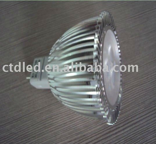 6W MR16 spotlight Dimmable