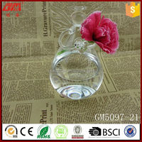 beautiful angel shape vase with water and flower inside new design