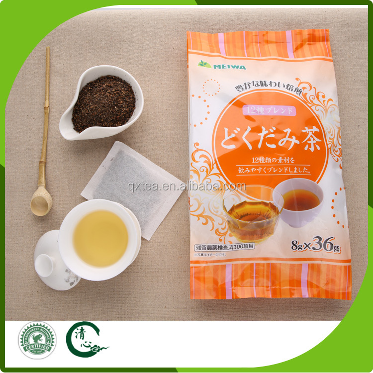 High quality Houttuynia Herbal Tea with multiple functions